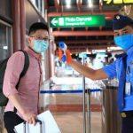 8 Bandara AP II Sediakan Tes GeNose