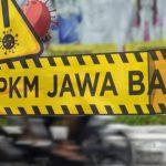 PPKM Berhasil Turunkan Kasus Positif Covid-19 di Indonesia